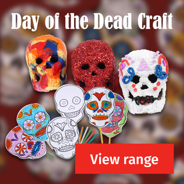 Day of the Dead craft - view now