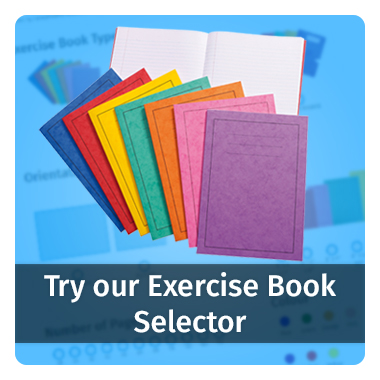 Try our Exercise Book Selector - view now