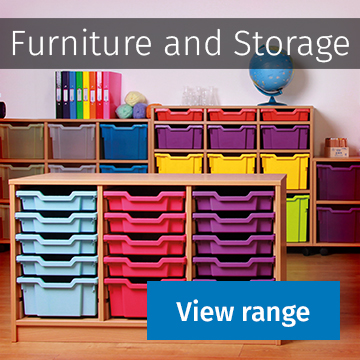 Furniture and Storage range - view now