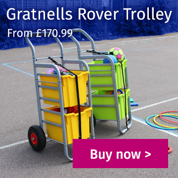 Gratnells Rover Trolley - view now