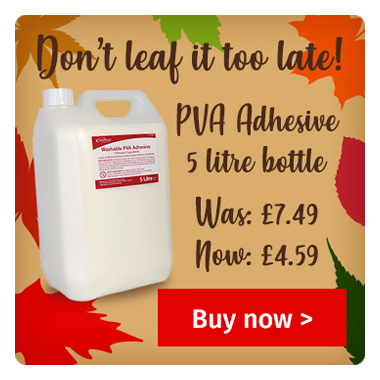 Don't leaf it too late! - view now